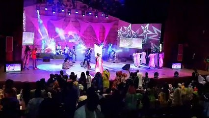 Mouhamed Niang assure le spectacle au grand theatre (Partie 1)