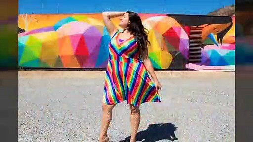 Amazing curves beautiful fashion model latest plus size fashion collection 2018 fashion. http://bit.ly/2Xc4EMY