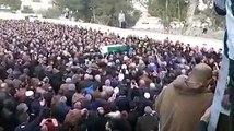 Le plus grand enterrement de l'histoire de la wilaya de M'sila (enterrement de cheikh Tahar Seraiche) puisse Allah lui accorder sa miséricorde