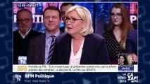 Clashs et coups d'éclat : l'année des Le Pen à la télévision
