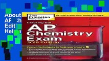About for Book Cracking the AP Chemistry Exam, 2018 Edition: Proven Techniques to Help You Score a