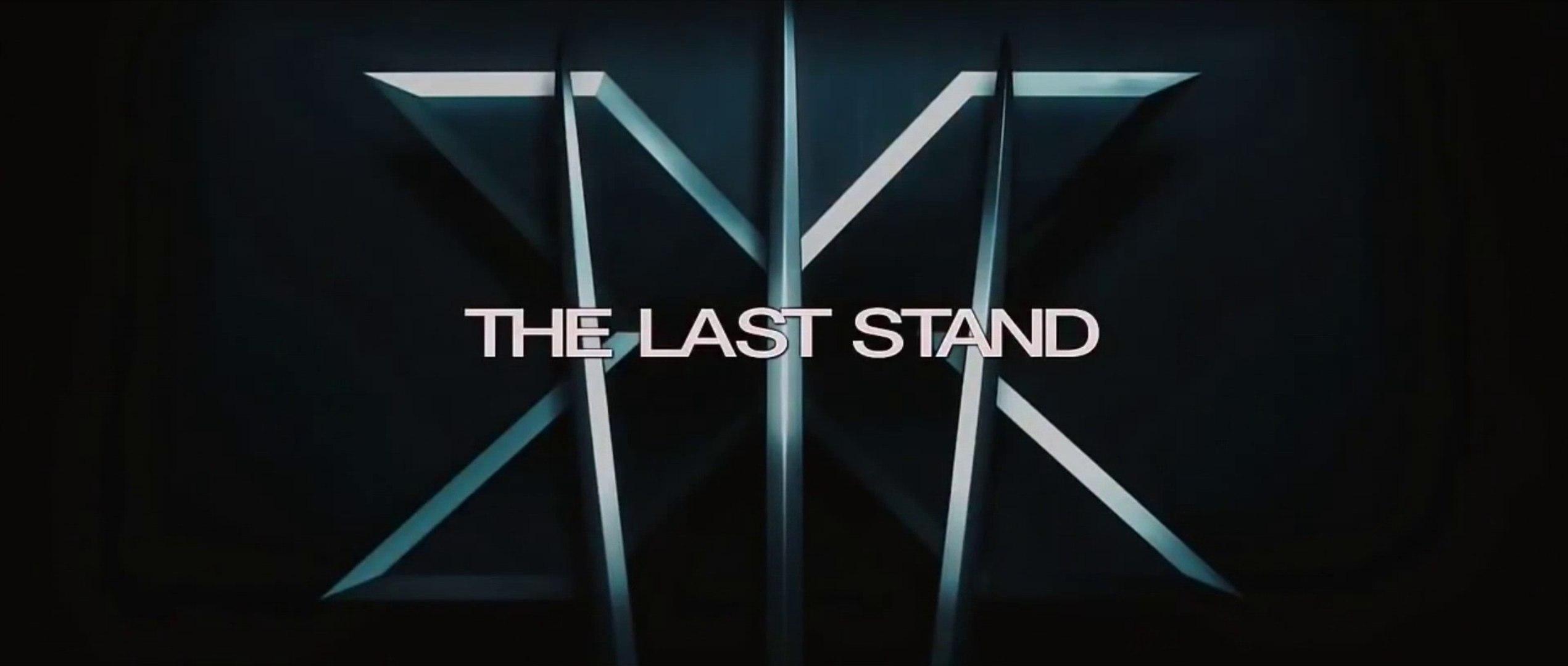 Люди Икс Последняя битва (2006) трейлер - Русский - RUSSIA