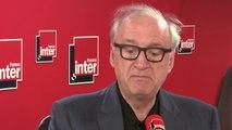 """Hubert Védrine : """"[Ce retrait] est épouvantable pour les Kurdes"""""""