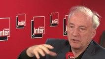 """Hubert Védrine : """"La question, à l'avenir, sera de dire comment, dans la durée, on gère les flux migratoires économiques"""""""