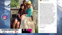"Laeticia Hallyday au Vietnam: en manque de Johnny, son bel hommage à son ""homme"""