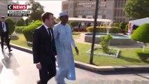 Tchad : Alexandre Benalla dénonce des «propos diffamatoires» de «certaines personnes» à l'Élysée