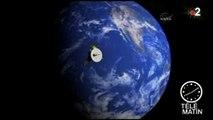 Espace : la sonde New Horizons va inspecter un bloc de glace perdu dans la ceinture de Kuiper