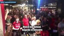 La fabuleuse chanson des Reds pour Virgil Van Dijk