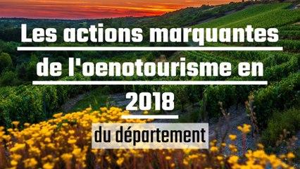Les rencontres de l'oenotourisme Anjou Saumur