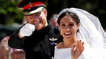 La boda de Meghan Markle y el príncipe Harry, un cuento de hadas moderno