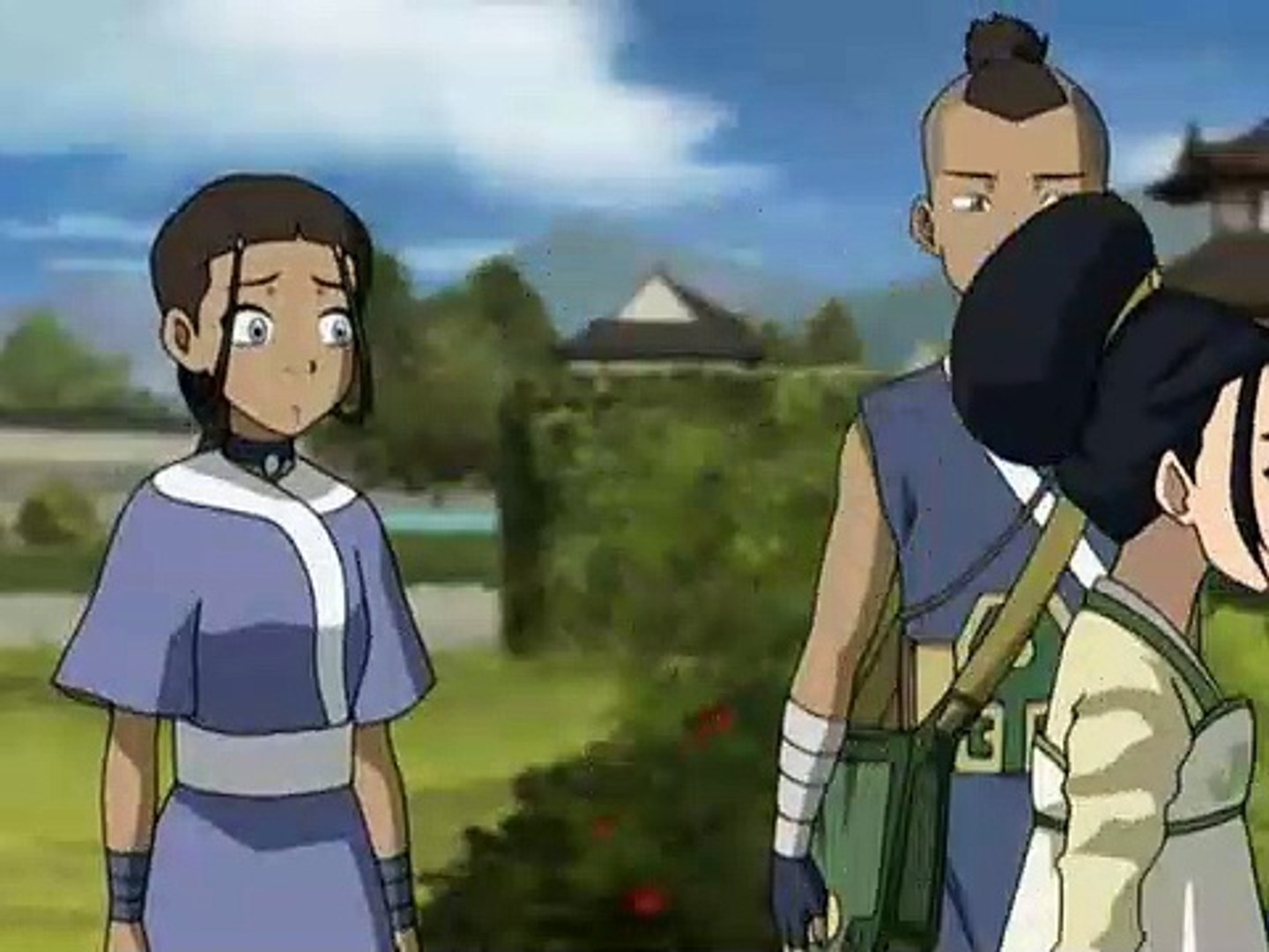 Avatar The Last Airbender Book 2 Earth E06 The Blind Bandit