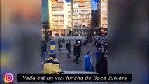 Marcelo pas à l'aise dans la grande roue, Griezmann à fond derrière Boca Juniors
