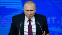 Putin Says US Is Taking Us Closer To Nuclear War
