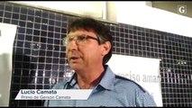 Lucio Camata, servidor publico, 54, primo da vitima, em entrevista no DML