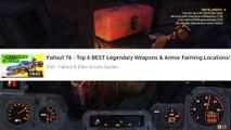 Fallout 76 - 5 Secret Changes (Legendary Weapon Spawns, Damage Nerf & More Patch Notes)