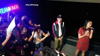 """Kim Chiu Sinurpresa Ang Kanyang Mga Fans  sa Block Screening ng Kanyang MMFF Movie na """"One Great Love"""" sa Isang Sinehan!"""