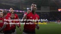 Paul Pogba, nouveau départ à United