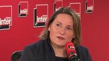 Valérie Rabault au micro de Frédéric Métézeau