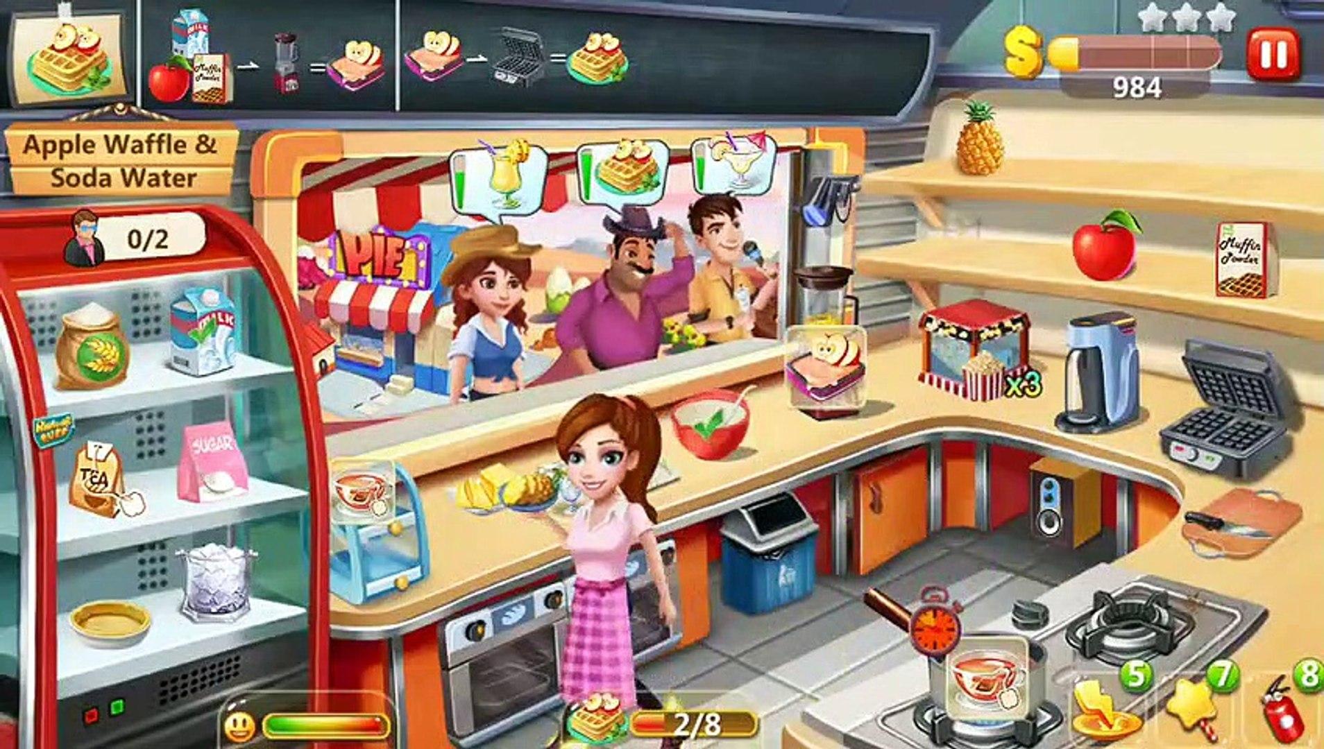 Rising Super Chef 2 (level 216) walkthrough/gameplay