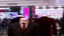 - Londra'da AVM'de bıçaklı saldırı paniği