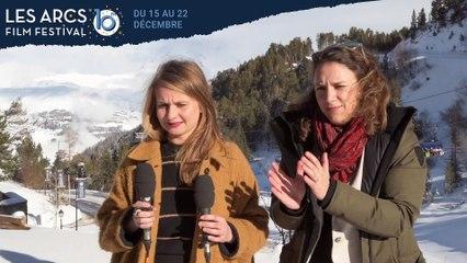 Interview Clémentine Larroudé et Claire-Marine Pietriga