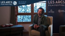 Interview Romain Duris