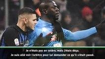 Carlo Ancelotti regrette que le match n'ait pas été interrompu