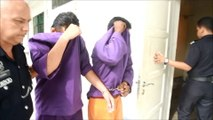 Two men sentenced to jail, caning for raping daughters