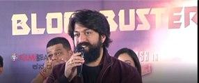 KGF Movie : ಕೆಜಿಎಫ್ ಸಿನಿಮಾ ಬಗ್ಗೆ ಯಶ್ ಹೇಳಿದ್ದು ಹೀಗೆ  | FILMIBEAT KANNADA