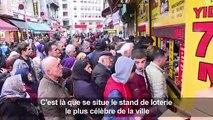 Turquie: depuis un siècle, la loterie vend du rêve aux Turcs