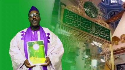 Nouvelle emission Ma Taag Rassoulilahi PSL avec Mohamed Abdallah Thiam Pdt Fondation Keur Rassoul