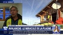 Avalanche: Le miraculé de La Plagne