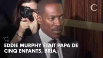 PHOTOS. Une famille XXL ! Eddie Murphy présente son fils Max, le dernier de ses dix enfants