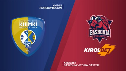 EuroLeague 2018-19 Highlights Regular Season Round 15 video: Khimki 77-85 Baskonia