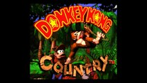 allons jouer a DK COUNTRY 1 SNES (27/12/2018 23:04)