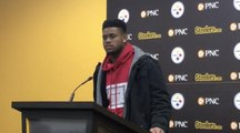 Juju Smith-Schuster on being named Steelers' 2018 MVP