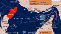 lranlan Ships Fire Rockets as US Aircraft Carrier Enters Persian Gulf