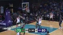 PJ Dozier (22 points) Highlights vs. Greensboro Swarm