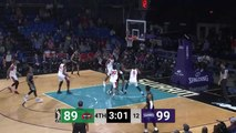Devonte' Graham (30 points) Highlights vs. Maine Red Claws