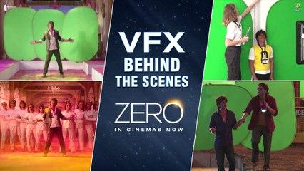 Zero | VFX - Behind The Scenes | Shah Rukh Khan | Aanand L Rai