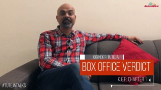 K.G.F. Chapter 1 Box Office Verdict | #TutejaTalks
