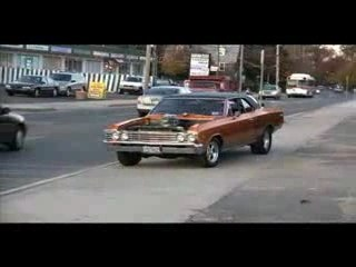 Muscle Car Madness Burnout