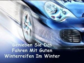 Genieben Sie Das Fahren Mit Guten Winterreifen Im Winter