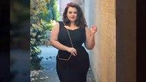 Amazing fashion style - gorgeous fashion model - new stylish plus size fashion #33