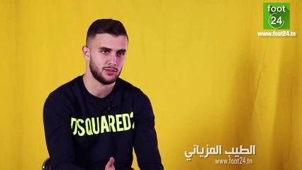 Intreview de Tayeb Meziani à l'ES Tunis