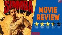 Simmba Movie Review | Ranveer Singh | Sara Ali Khan | Rohit Shetty |