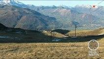 Vacances au ski : les stations s'adaptent au manque de neige