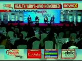 India's biggest doctors gather at health awards, share tips to combat health issues