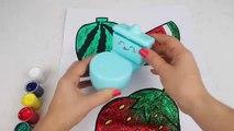 Glitter Simli  ☆  Kağıttan Ne Çıkarsa Çizim ve Boyama Challenge Bidünya Oyuncak