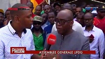 Fodé Oussou Fofana et le pyromane